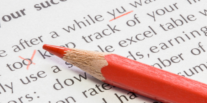 Photo of 8 Things to Check When Proofreading Anything