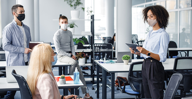 Career Advice for Your New Normal Workplace